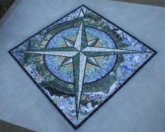 Compass Rose, North Mountain Park Nature Center