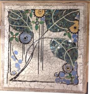 mosaic entry